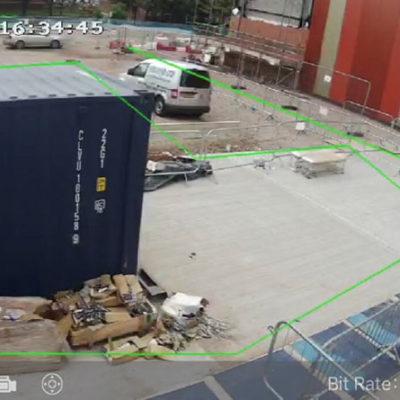 CCTV Trip Wire