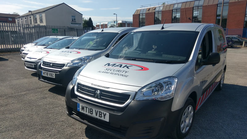 Mak Mobile Security Units