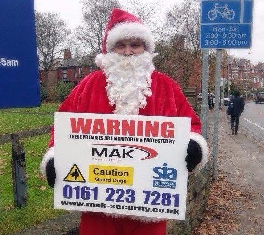 Mak Security Christmas